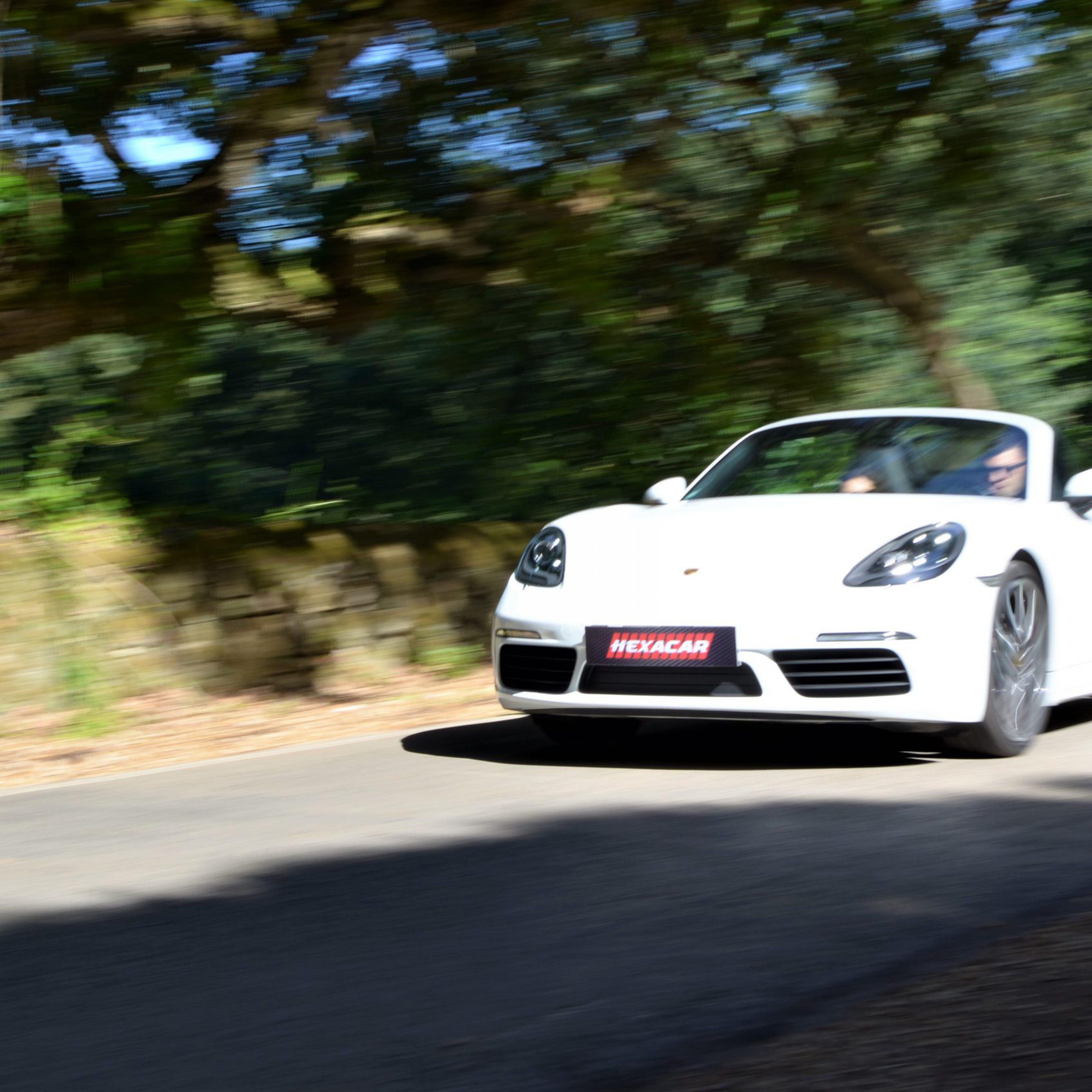 Video Promo Hexacar (Porsche)